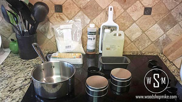 DIY - Homemade Non-Toxic Paste Wax