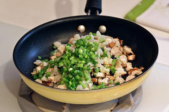 Chicken Lettuce Wraps Recipe