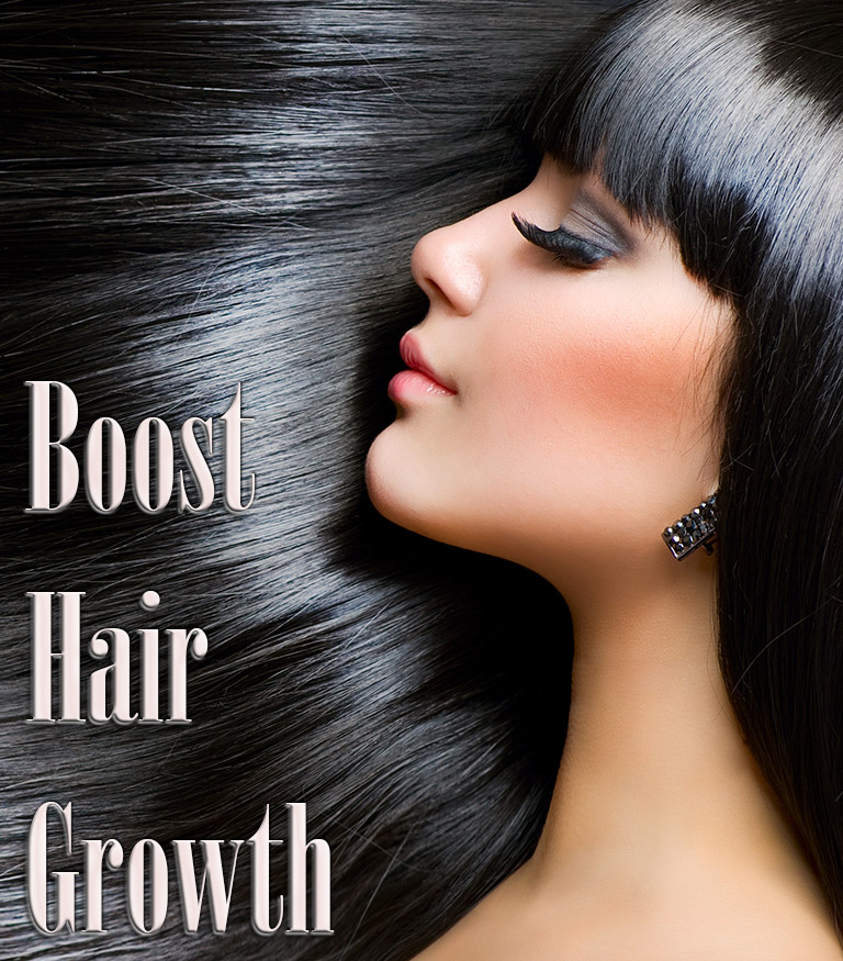Natural Remedies that Boost Hair Growth