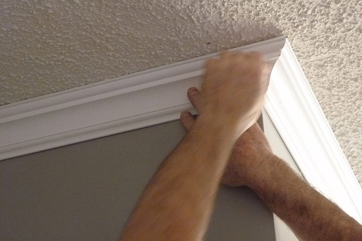 DIY - Correct Cutting Moulding Angles