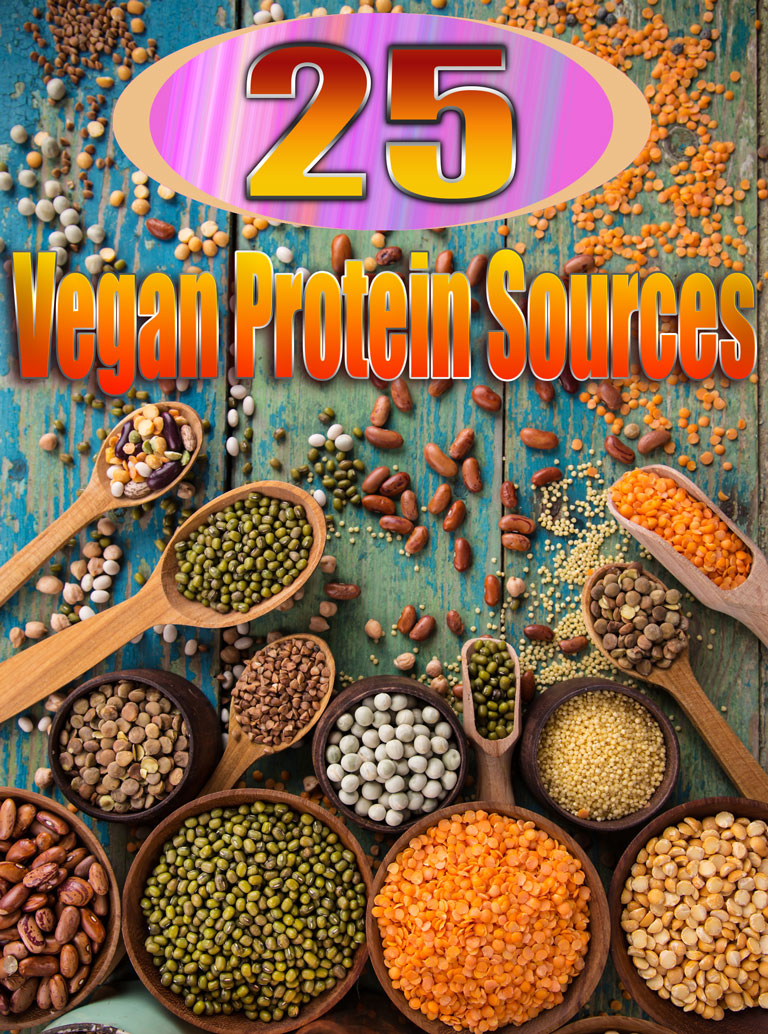 25 Vegan Protein Sources