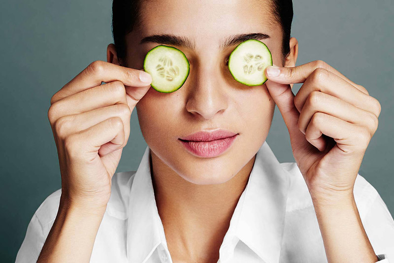 Get Rid of Under-Eye Bags and Dark Circles Naturally
