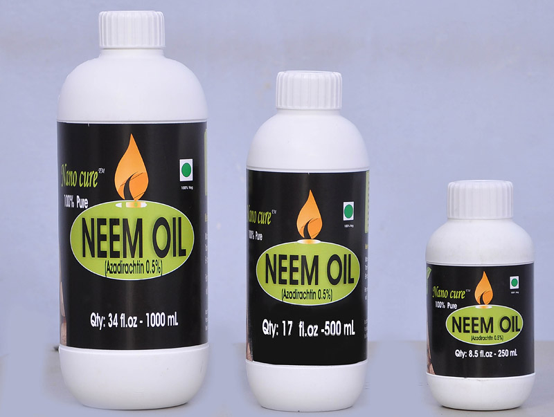 Neem Oil Works Wonders For Your Plants & Garden