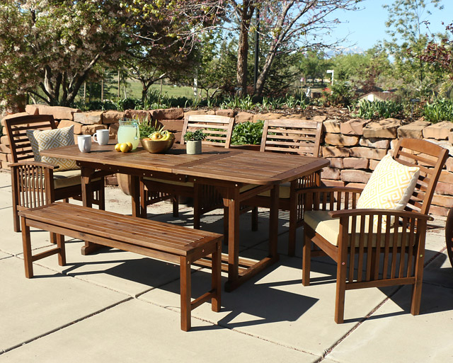 Outdoor Patio Furniture Types And Materials Quiet Corner