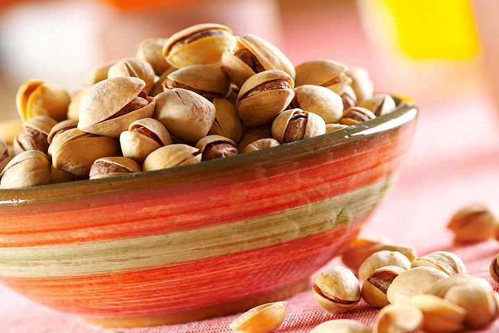 Pistachios Promotes Beneficial Gut Bacteria