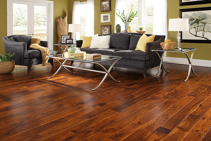 Solid vs. Engineered Wood Flooring