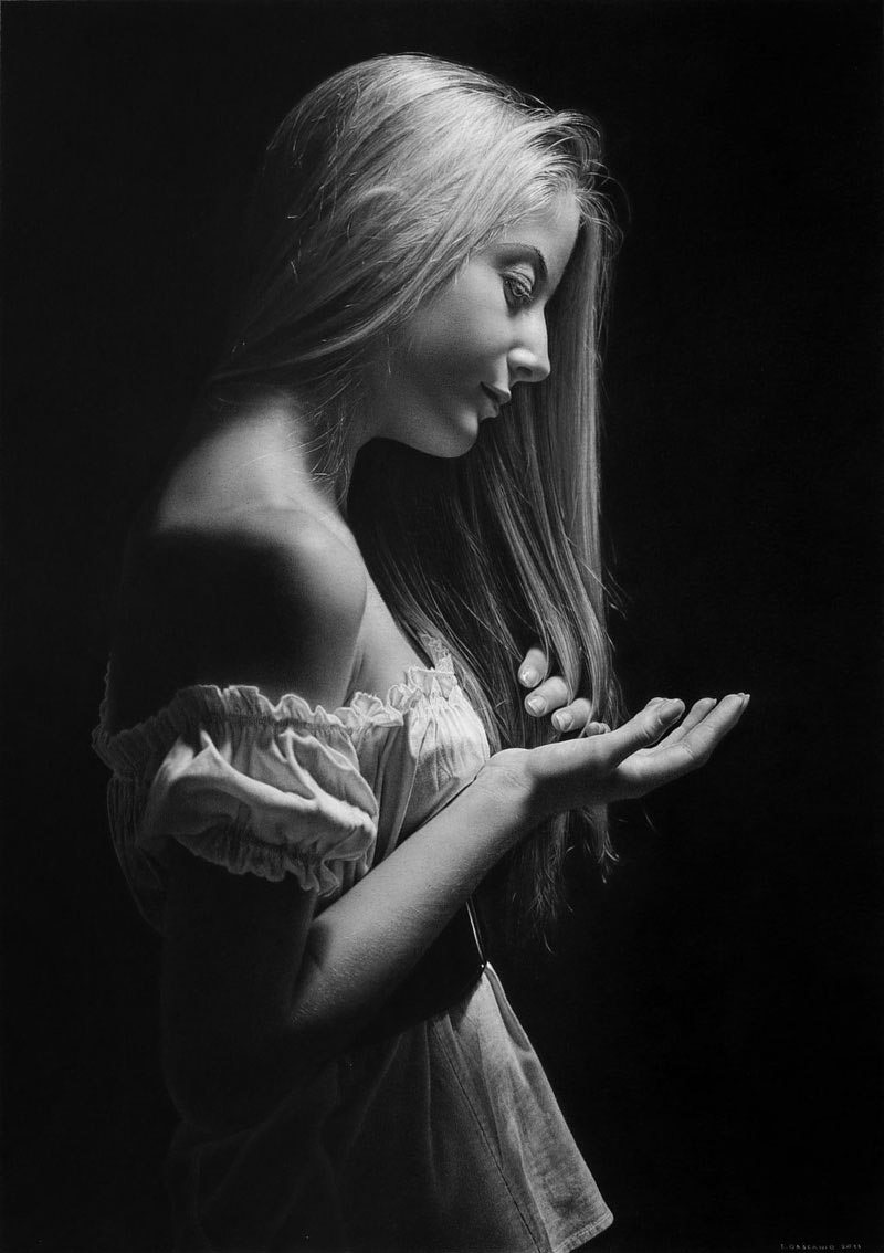 Hyperrealistic Drawings by Emanuele Dascanio