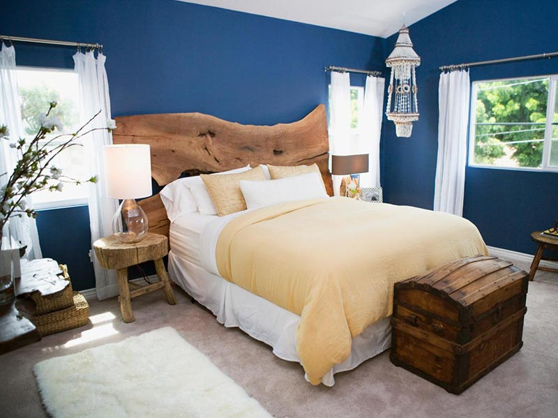 Blue Bedroom Ideas and Tips