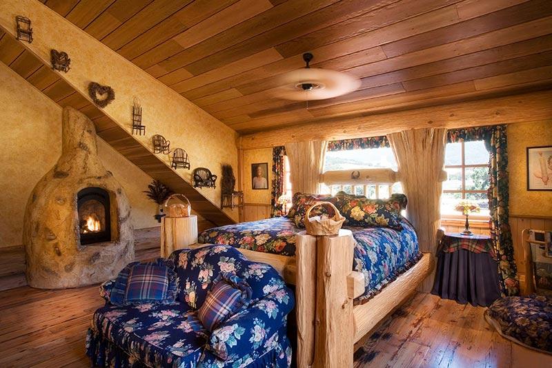 California Dreaming Luxury Log Home