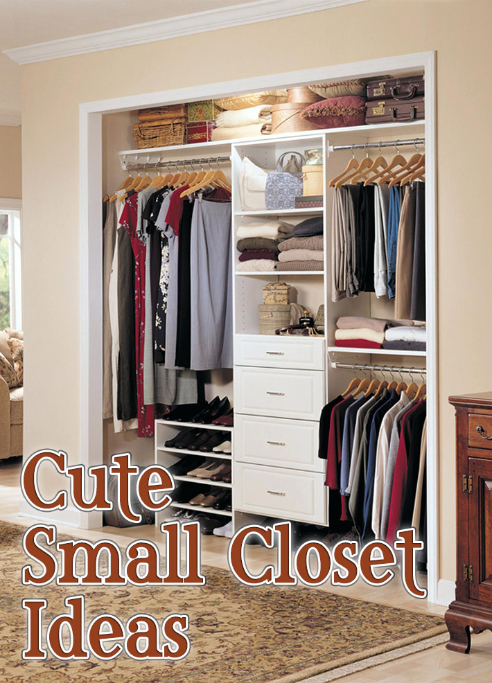 Quiet corner cute small closet ideas quiet corner - Closet for small room ...