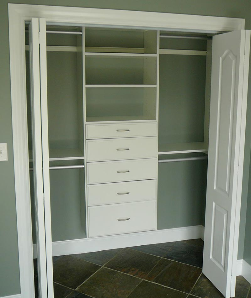 Cute small closet ideas quiet corner Closet layout ideas