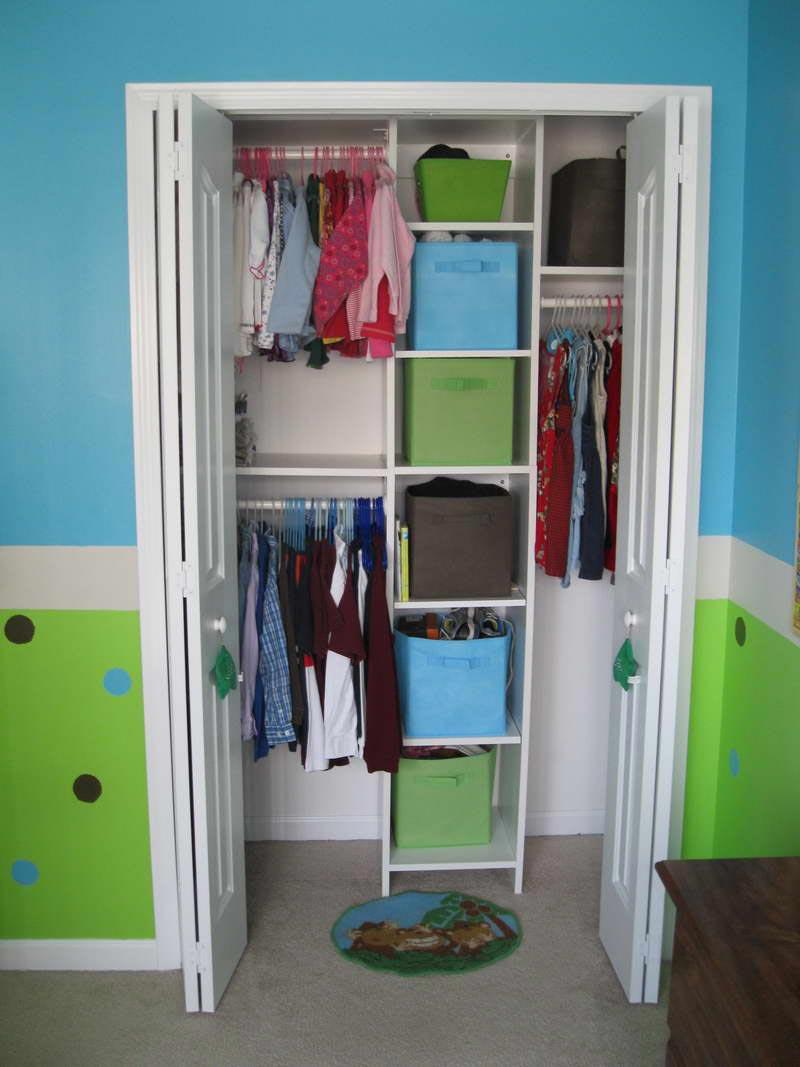 Quiet Corner:Cute Small Closet Ideas - Quiet Corner