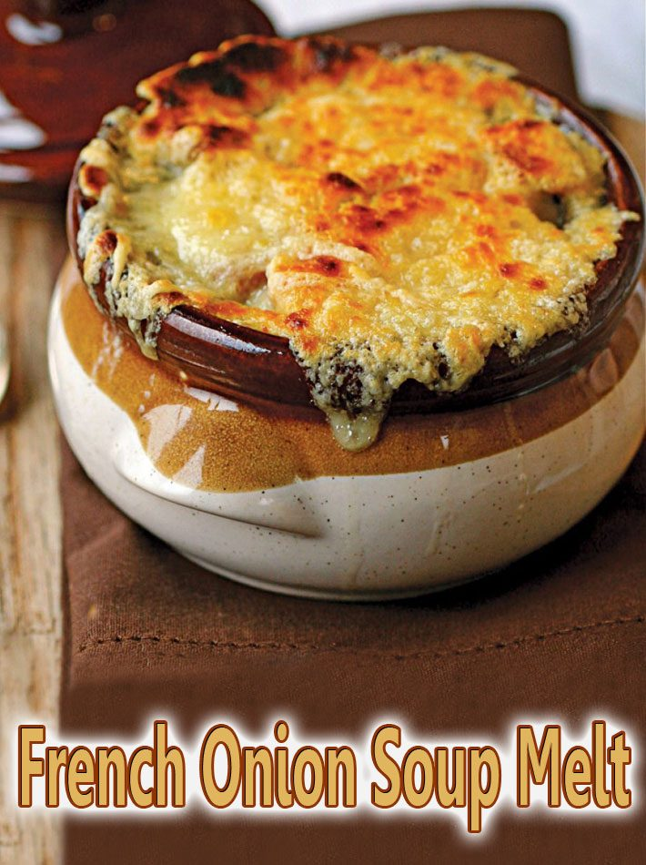 French Onion Soup Melt