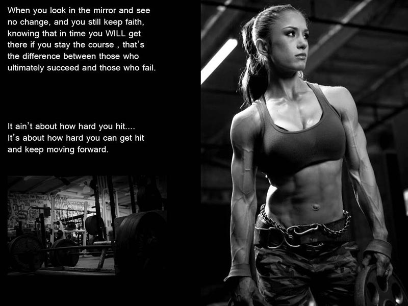 Motivational Weight Loss and Fitness Quotes