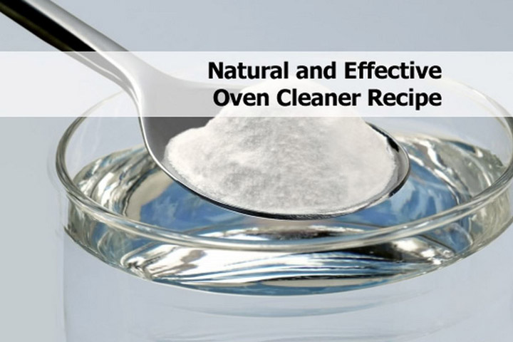Natural Oven Cleaning - Quiet Corner