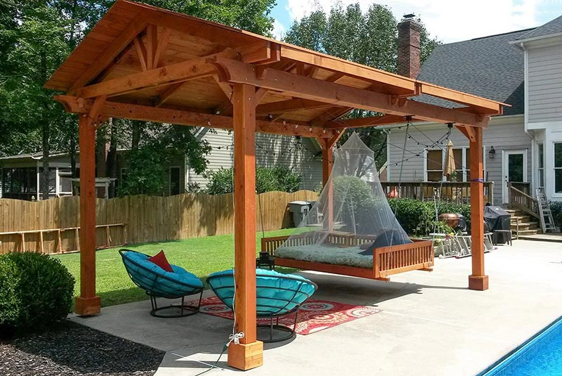Outdoor Pergolas Home Design Ideas