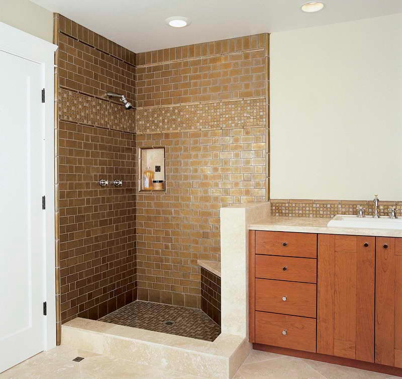 Quiet Corner:Shower Tile Ideas - Quiet Corner