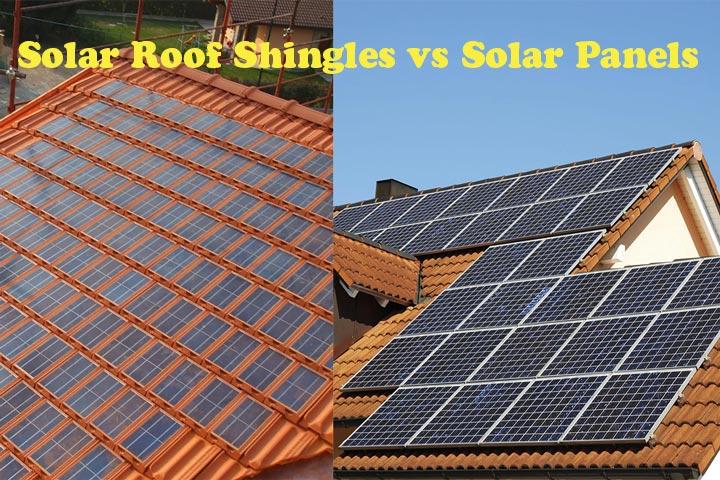 Solar Roof Shingles vs Solar Panels - Quiet Corner