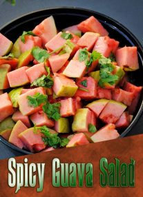 Spicy Guava Salad Recipe