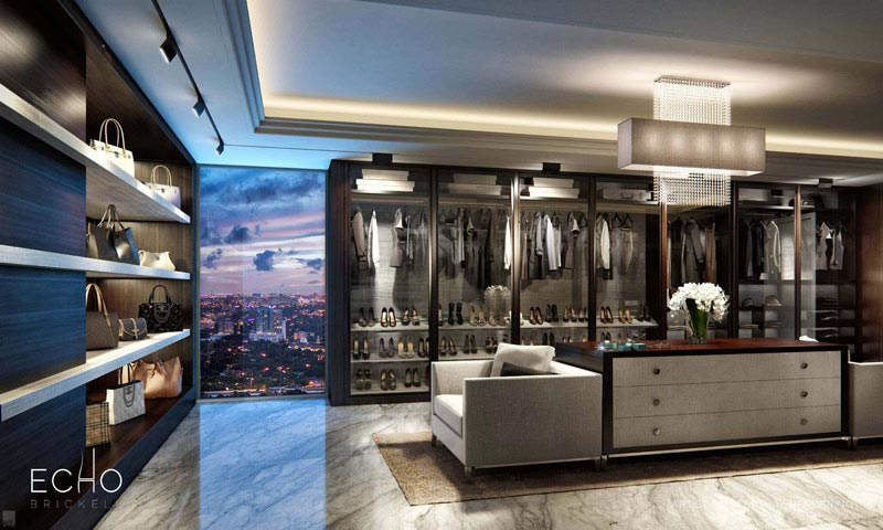 Stunning Miami Beach Penthouses With Pool