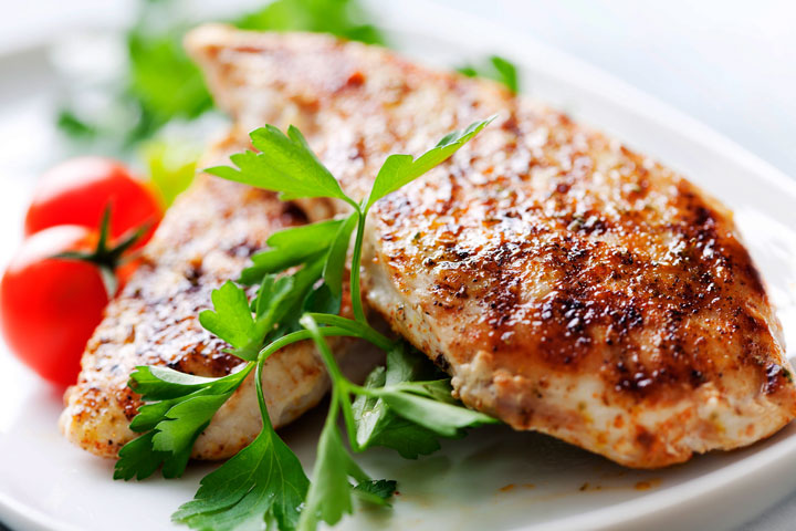 juiciest grilled chicken breast recipe