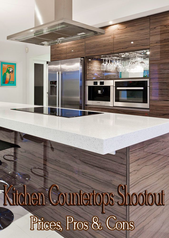 Quiet Corner:Top 10 Kitchen Countertops: Prices, Pros & Cons ...