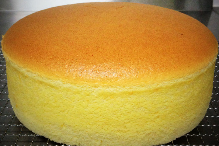 Vanilla Cake Without Butter