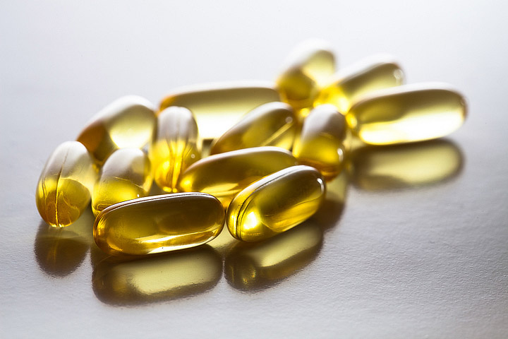 Fish Oil Can Help Improve Brain Health?