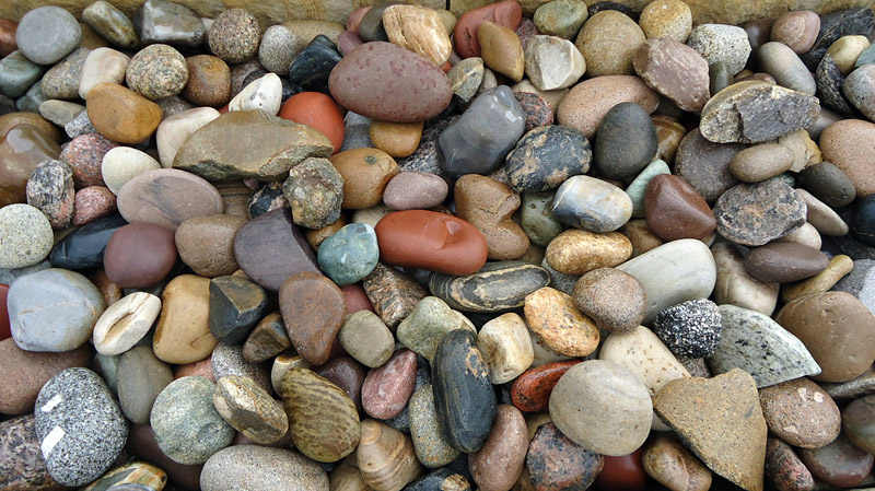 landscaping rocks types and information