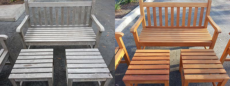 Quiet Corner Teak Furniture Care And Maintenance Quiet