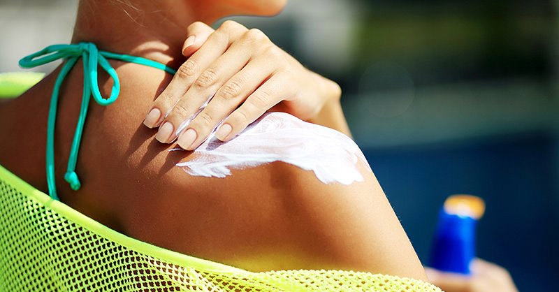 The 7 Sunscreen Mistakes You're Probably Making