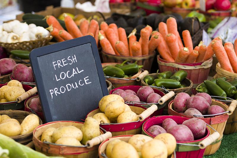 How to Pick Fresh Ripe Veggies