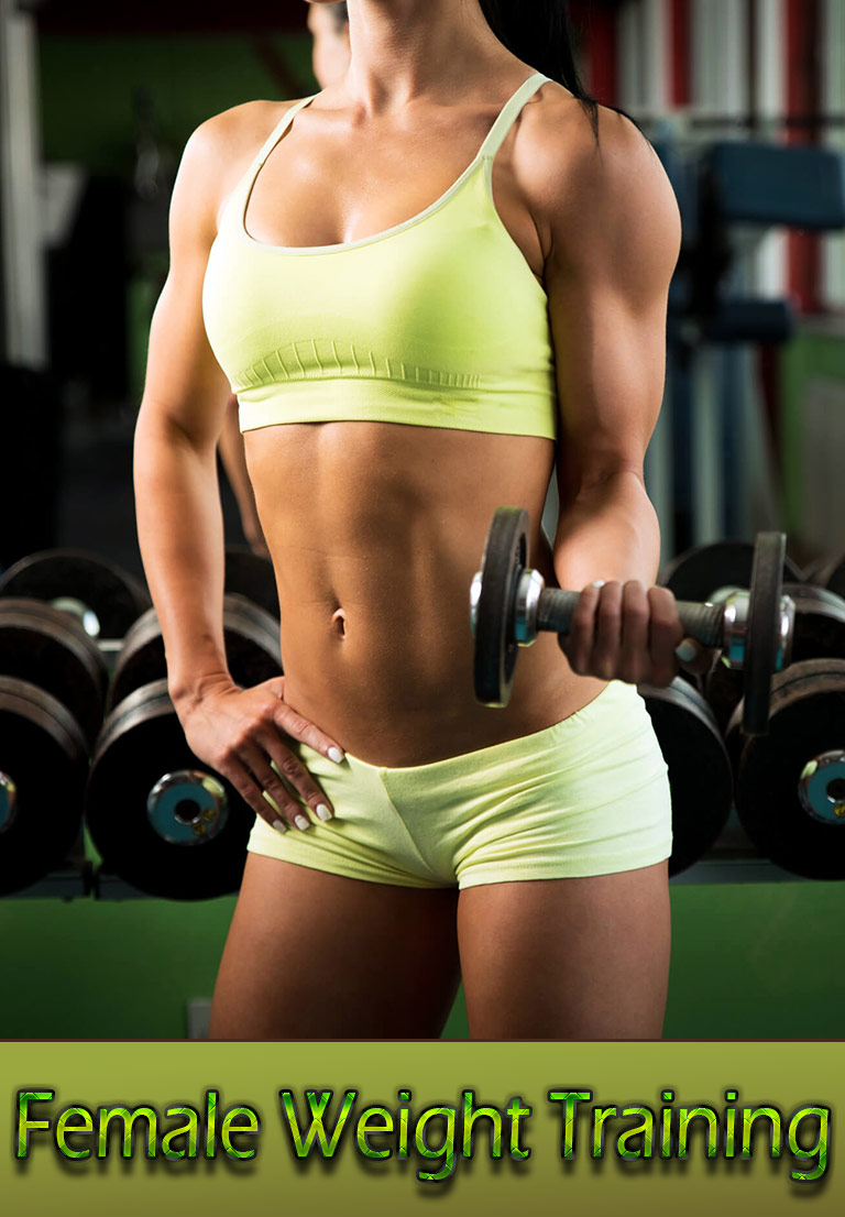 Female Weight Training – Weight Lifting Benefits