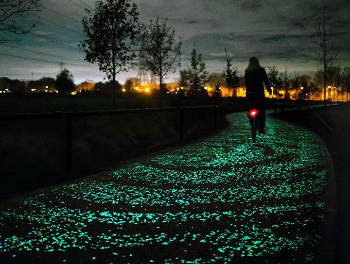 Solar Road in the Netherlands