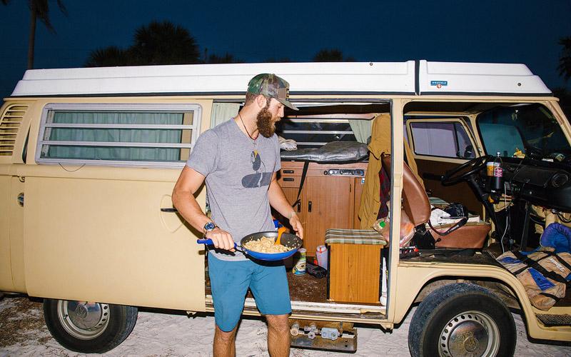 Daniel Norris - Millionaire Who Lives in a Van
