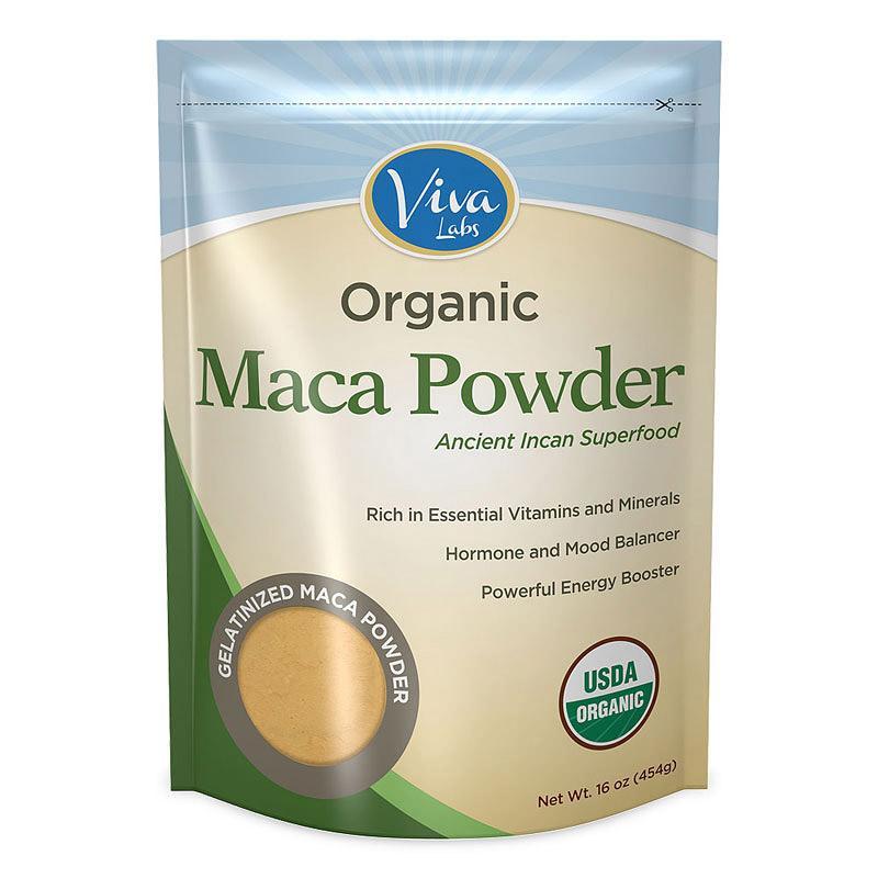 Where can you find maca powder