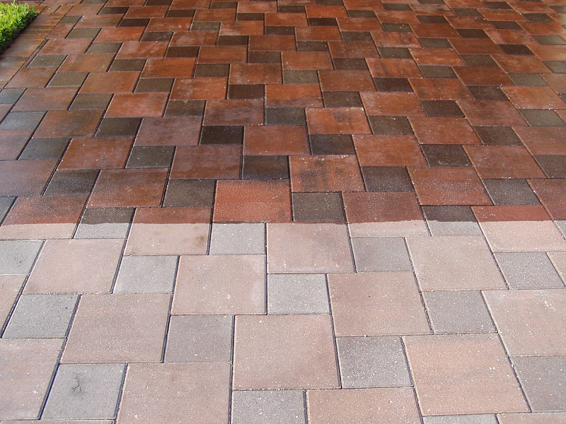 Quiet Corner:Brick Pavers - Cleaning, Maintaining and More