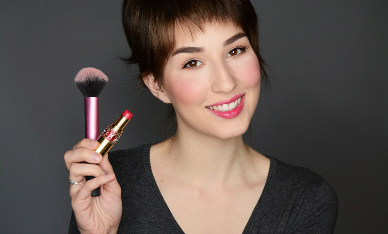 4 Different Ways To Wear The Same Lipstick