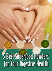 5 Best Superfood Powders for Your Digestive Health