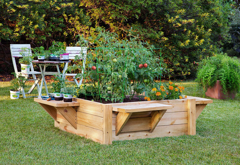 "5 Dirty Secrets to a "" Less Work "" Garden"