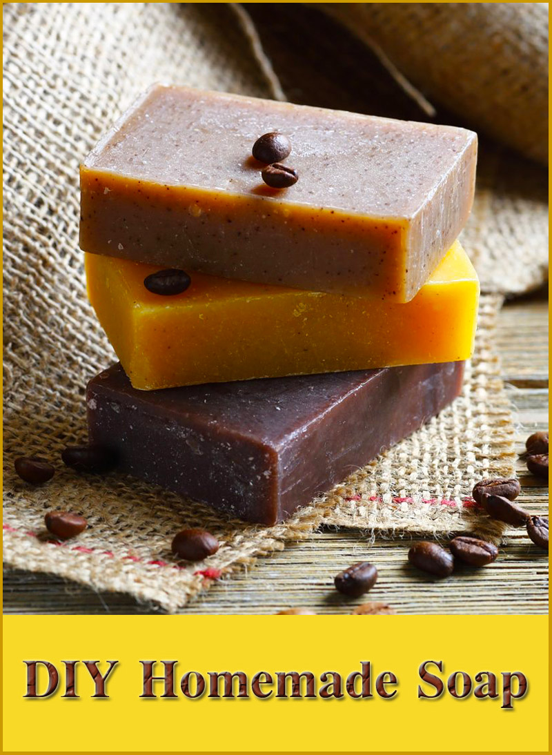 DIY - Make Your Own Homemade Soap