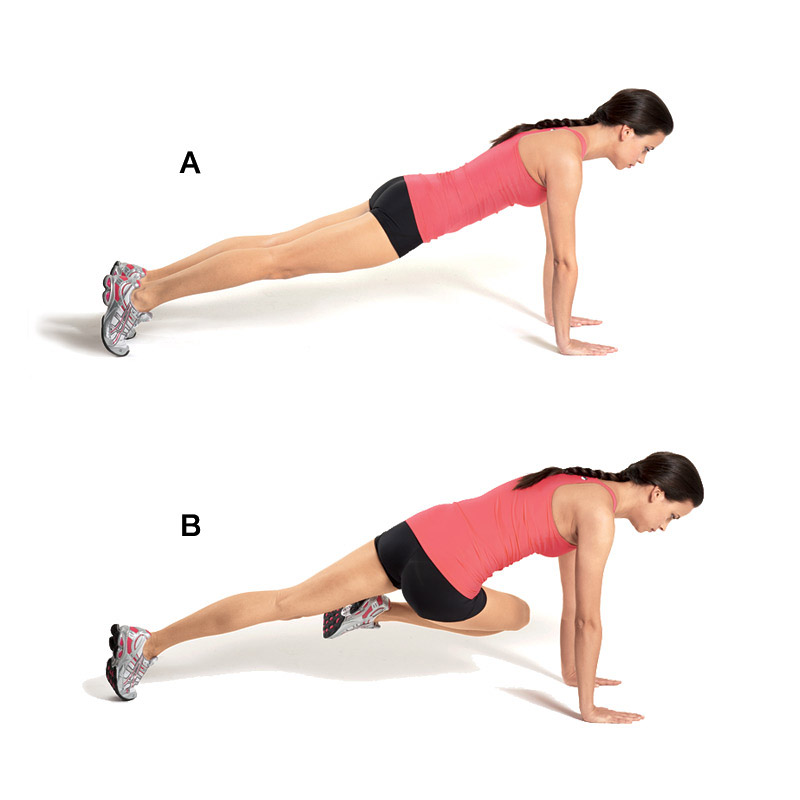 5 Exercises to Help Get Rid of Your Love Handles