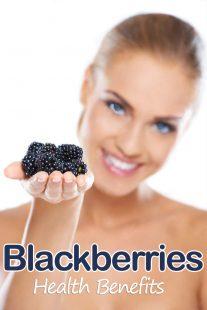 Blackberries Health Benefits