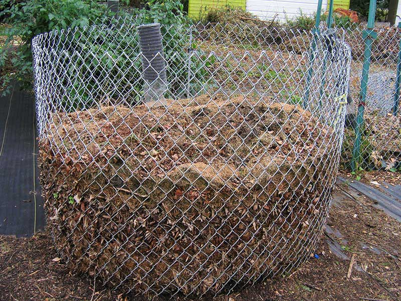 Mattress Soft Composting Leaves - Quiet Corner