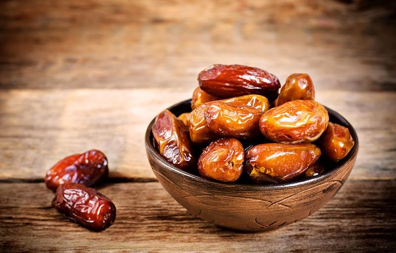Goji Berry Date Paste Sweetener Recipe
