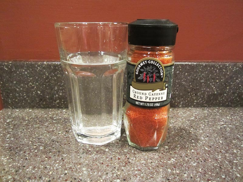 Health Benefits of Drinking Cayenne Pepper Water