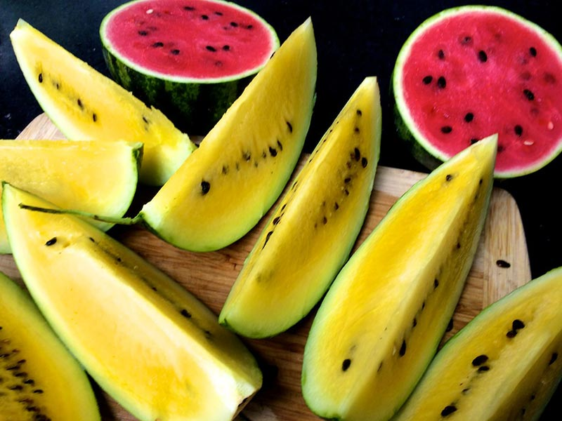 How to Grow Yellow Watermelon