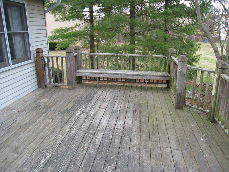 How to Resurface Cracked & Splintered Wood Decks