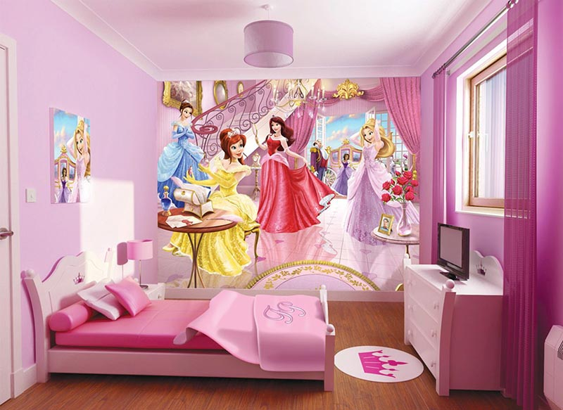 Lovely Kids Bedroom Designs