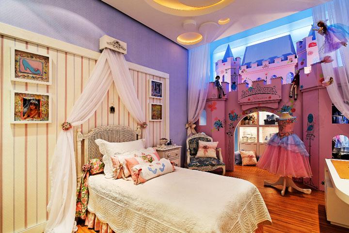 Lovely Kids Bedroom Designs